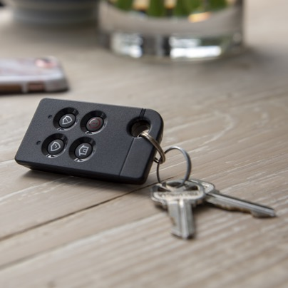 Palm Springs security key fob