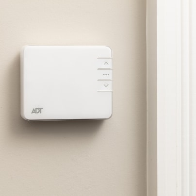 Palm Springs smart thermostat adt